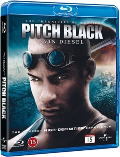 Pitch black bluray