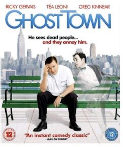 Livet Från Den Andra Sidan / Ghost Town bluray (import)