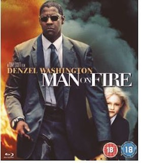 Man On Fire bluray