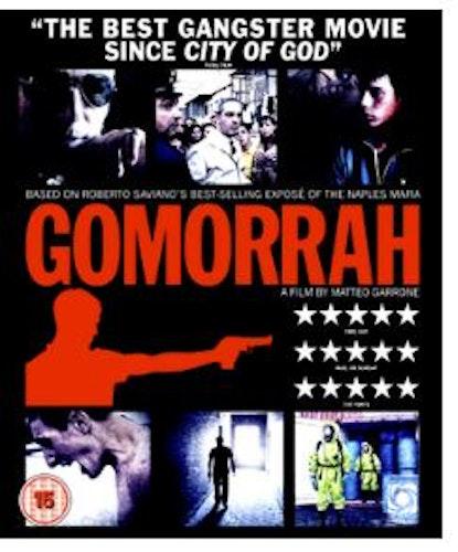 Gomorrah (Blu-ray) (Import)