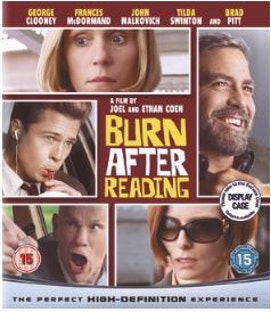 Burn After Reading bluray (import)