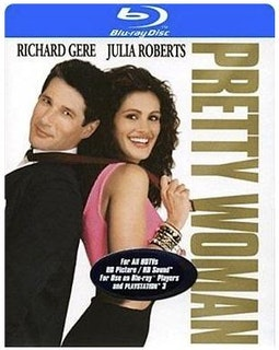 Pretty Woman bluray