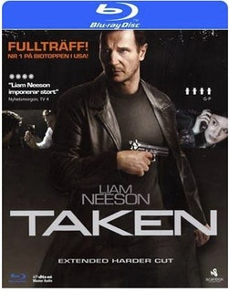 Taken bluray