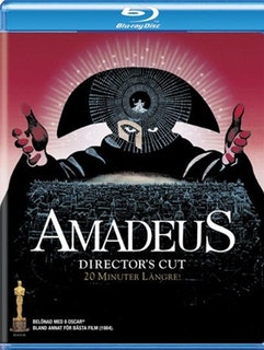 Amadeus - Directors Cut Blu-Ray