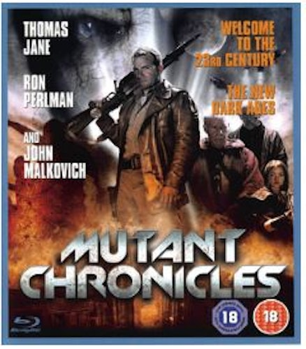 Mutant Chronicles (Blu-ray) (Import)