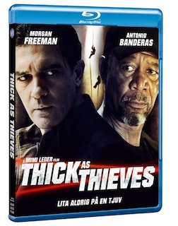Thick As Thieves bluray