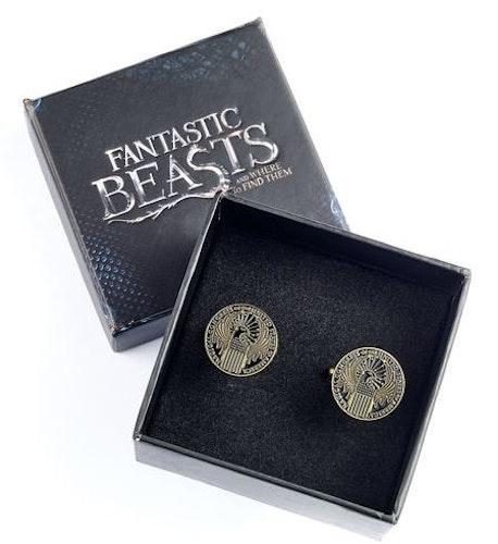 Fantastic Beasts Magical Congress manschettknappar