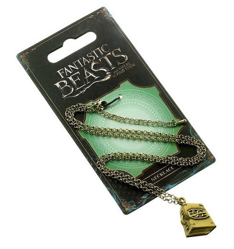 Fantastic Beasts NS Suitcase halsband