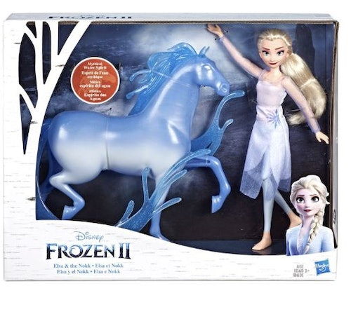 Disney Frost 2 Elsa & Nokk set 2 figurer