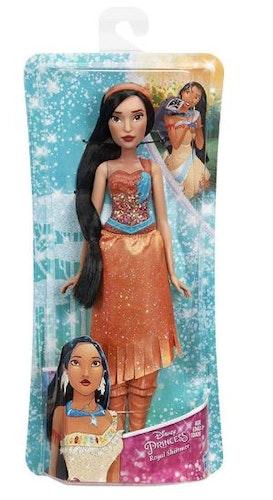 Disney Royal Shimmer Pocahontas docka