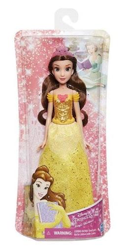 Disney Royal Shimmer Skönheten och odjuret Belle docka