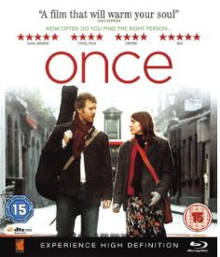 Once bluray (import)