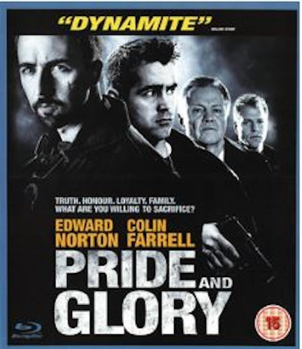 Pride and Glory (Bluray) (Import)