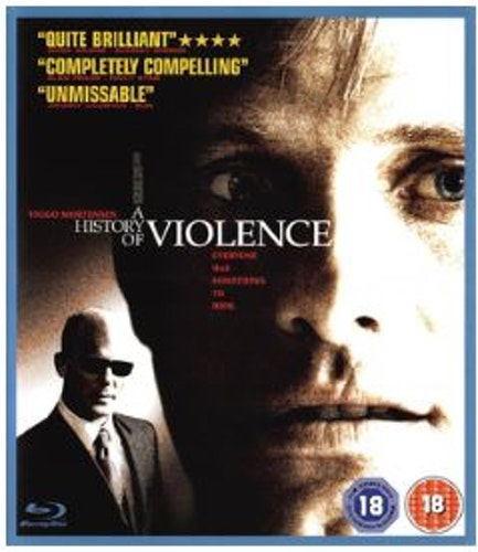 A history of violence (Blu-ray) (Import)
