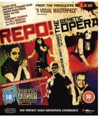 Repo! The Genetic Opera (Blu-ray) (Import)