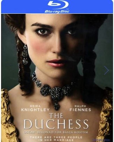 The Duchess bluray