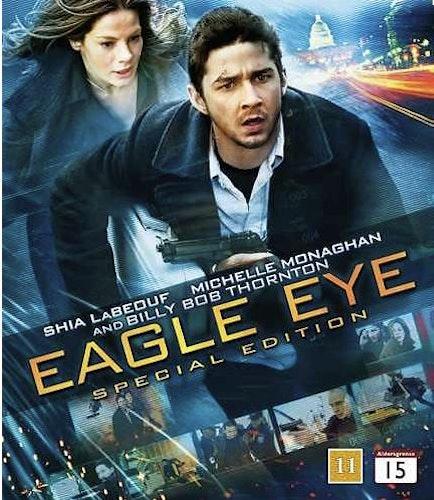 Eagle Eye bluray