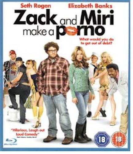 Zack and Miri make a Porno (Blu-ray) (Import)