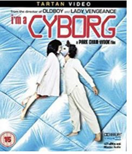 I'm a cyborg, but that's ok (Blu-ray) (Import)