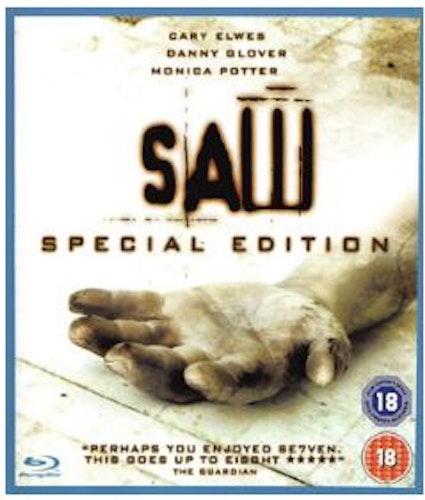 Saw bluray (import)