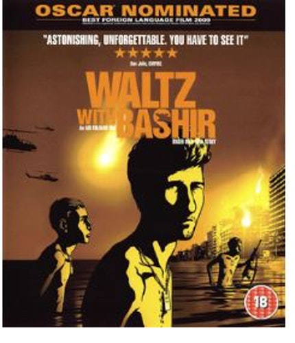 Waltz with Bashir (Blu-ray) (Import)