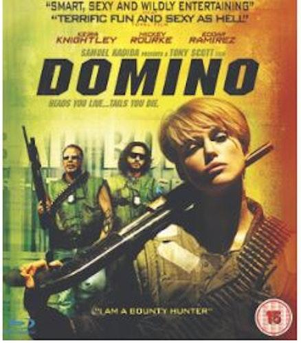 Domino (Blu-ray) (Import)