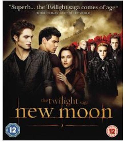 The Twilight Saga: New Moon bluray (import)