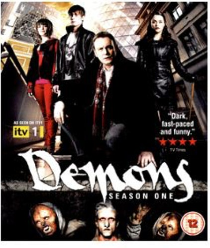 Demons: Miniseries (Blu-ray) (Import)