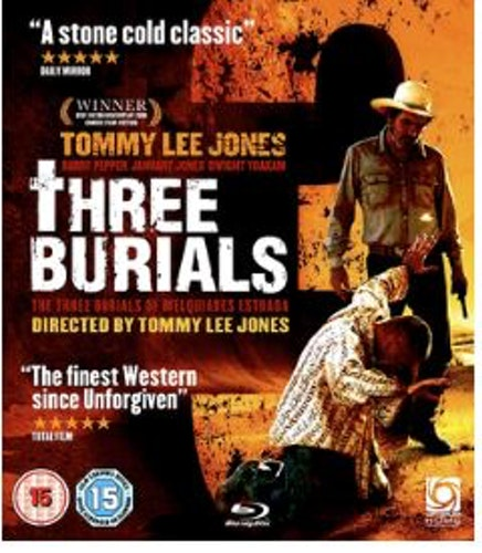 Three Burials of Melquiades Estrada (Blu-ray) (Import)
