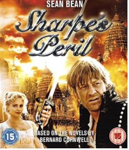 Sharpes Peril bluray (import)