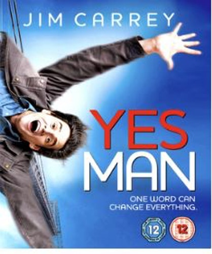 Yes Man bluray (import)
