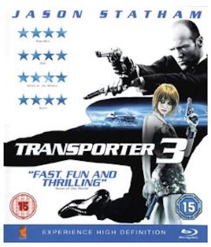 Transporter 3 bluray (import)
