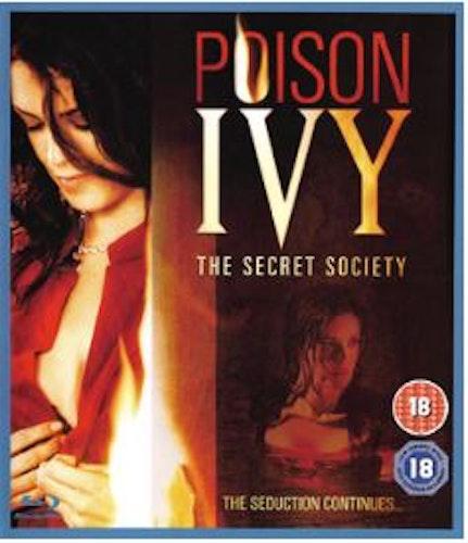 Poison Ivy - The Secret Society bluray (import)