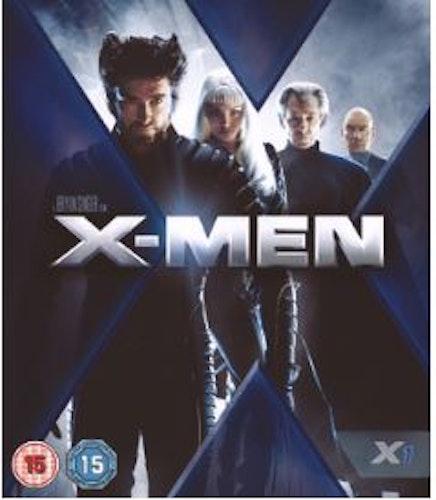 X-Men bluray