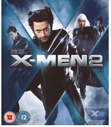X-Men 2 (Bluray)