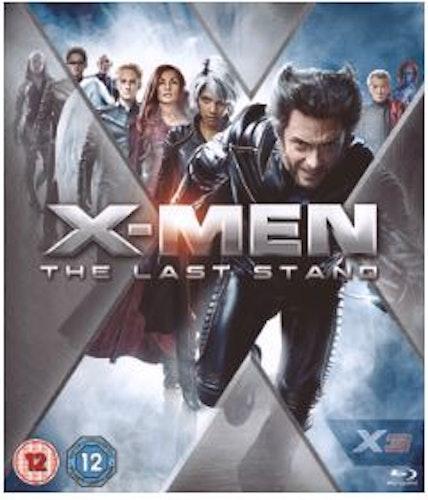 X-Men 3 - The Last Stand bluray