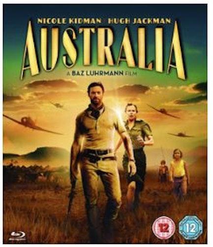 Australia bluray