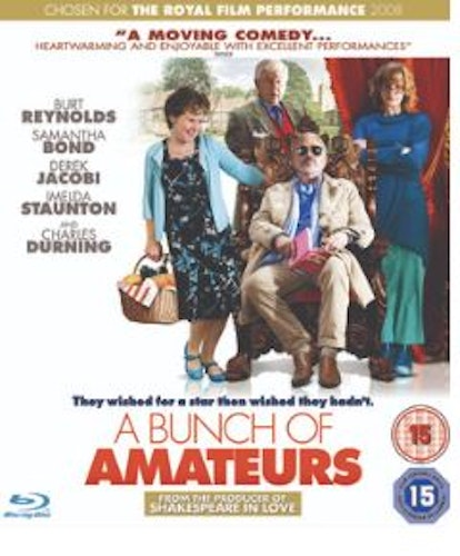 A Bunch of Amateurs (Blu-ray) (Import)