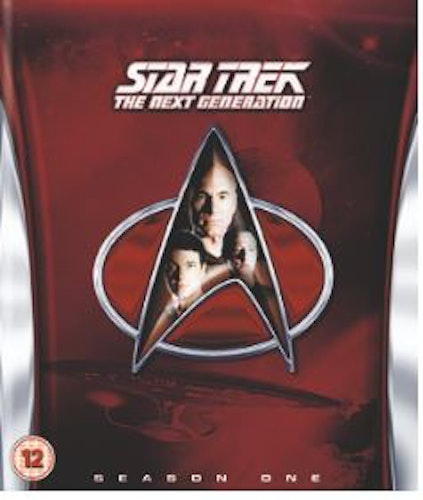 Star Trek - Original Season 1 bluray (import)