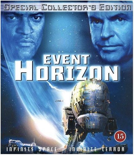 Event Horizon bluray