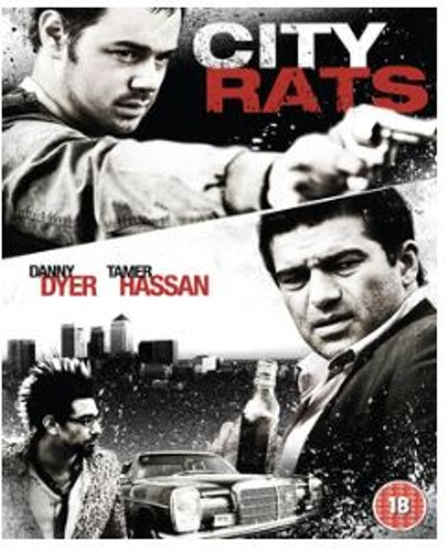 City Rats Blu-Ray (import)
