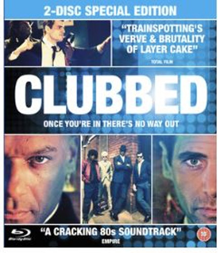 Clubbed Blu-Ray (import)