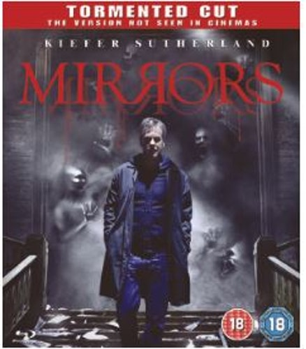 Mirrors Blu-Ray (import med Sv text)