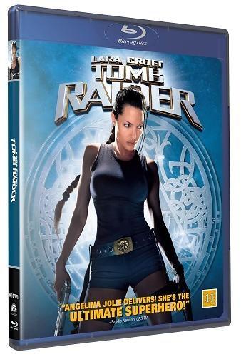 Tomb Raider - Lara Croft bluray