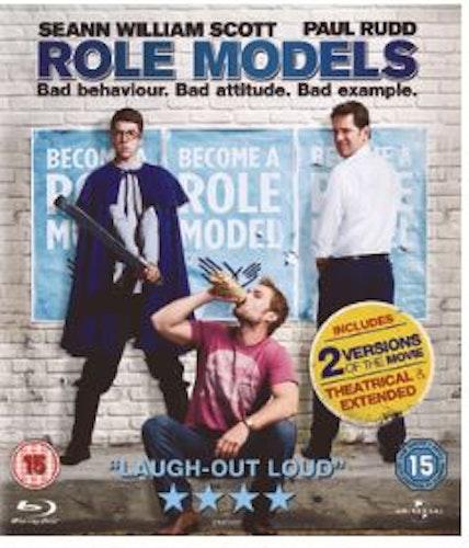 Role models (Blu-ray) (Import)