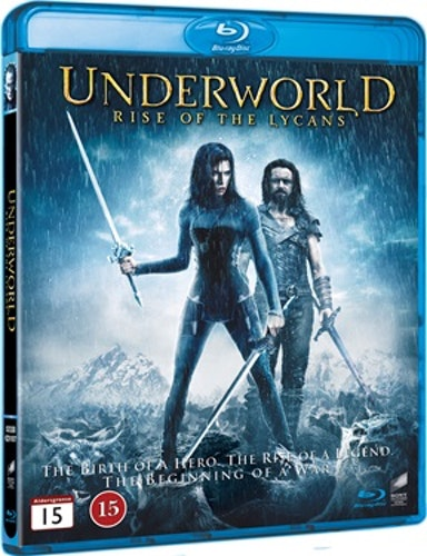 Underworld: Rise of the Lycans bluray