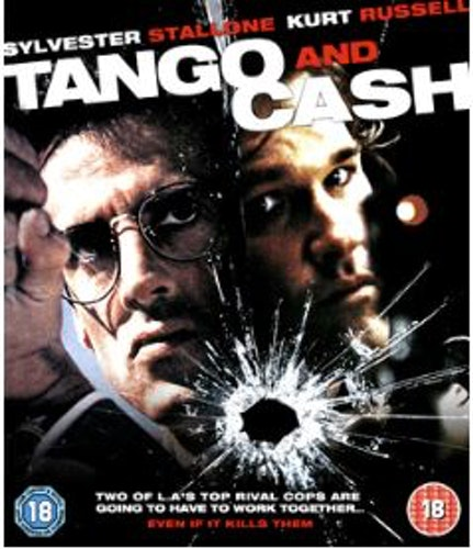 Tango och Cash (Blu-ray) (Import Sv.Text)