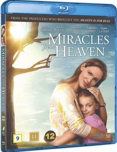 Miracles from Heaven bluray