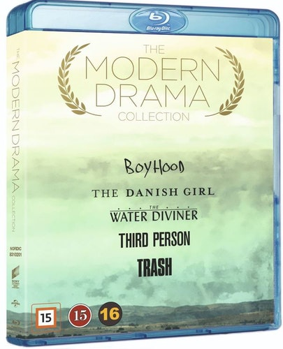 The Modern Drama Collection vol 1 bluray
