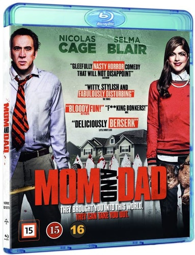 Mom and Dad (Bluray)
